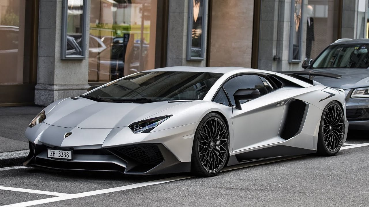 LOUD Lamborghini Aventador LP750-4 SV w/ Capristo | Brutal ...