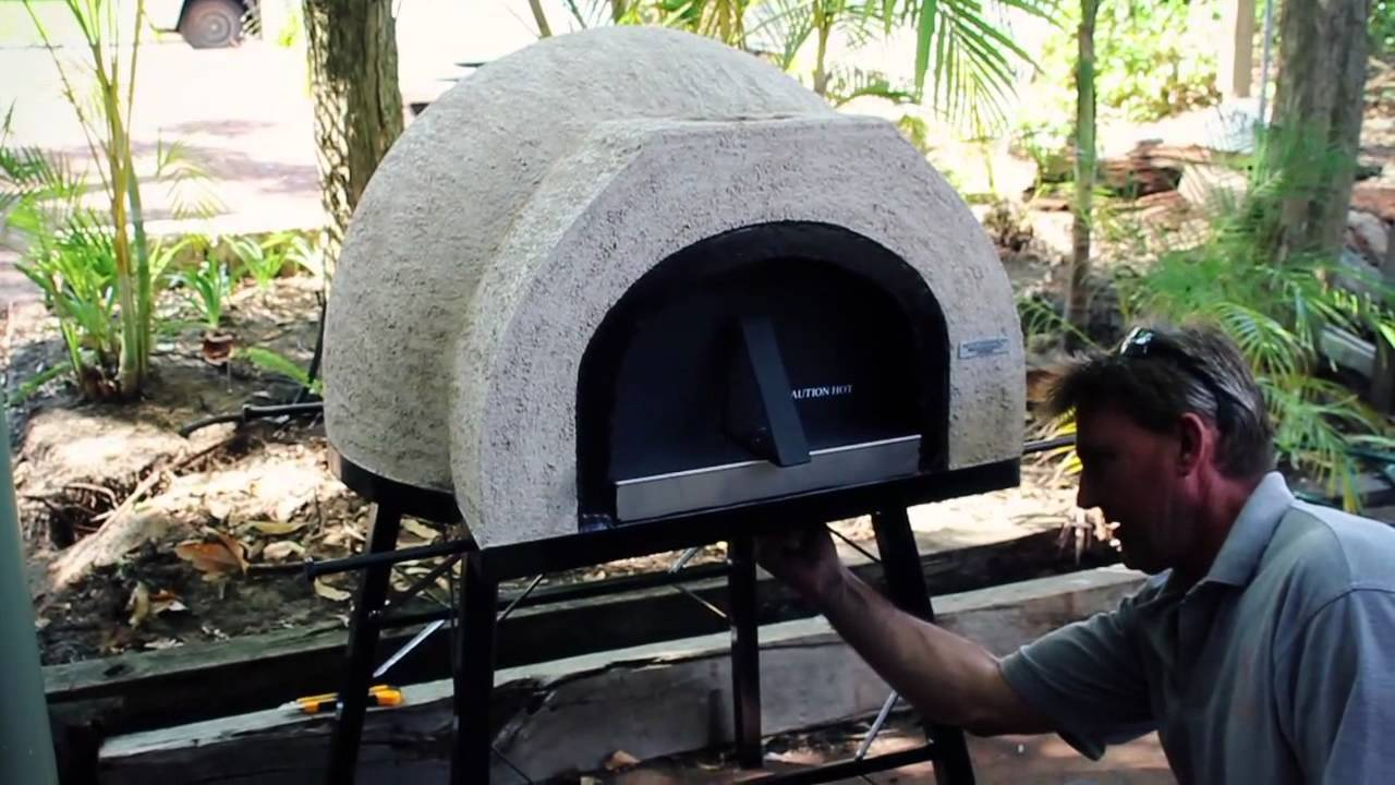 Mediterranean wood fired pizza oven - Buy Mediterranean Wood Fired Pizza Oven Free Home Del At Home Bargains