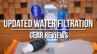 2019 Updated Water Filtration System