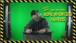 Another DwD Home Haunters Awards promo! The one Gaskill wants to forget about!