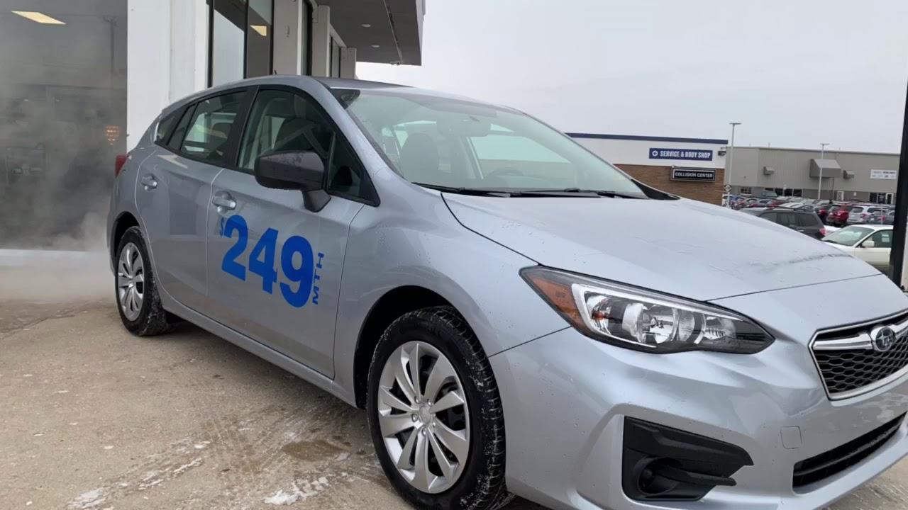 Serra Subaru Of Traverse City 2019 Subaru Impreza Lease Michigan