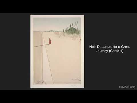 Curatorial Spotlight | Dali's Devine Comedy | #DMAatHome