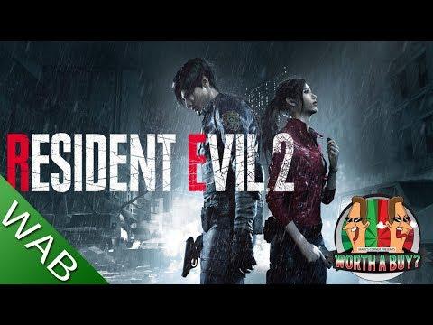 Resident Evil 2 Remake Review - Worthabuy?