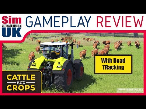 What's Wrong With Cattle & Crops? +EDTracker (FIRST LOOK - Early Access)