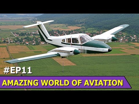 Long Distance Twin Engine Air Craft | The Amazing World Of Aviation | Episode 11