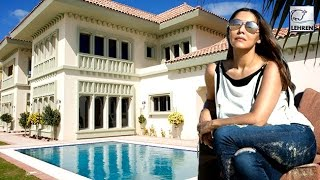 Shah Rukh Khan's LUXURIOUS Villa In Dubai | INSIDE PICRTURES | LehrenTV