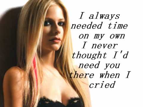 Avril lavigne when you re gone acoustic mp3 download youtube.