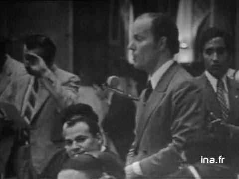 Information Première : émission du 22 aout 1972