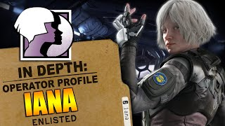 Rainbow Six Siege - In Depth: HOW TO USE IANA - Operator Profile