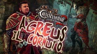 Castlevania - Lords of Shadow 2 - 15°: Agreus il Cornuto!