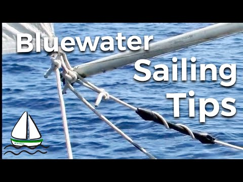 3 Sailing Tips to Save your Sailboat and Yourself!!  -  Patrick Childress Sailing  #26