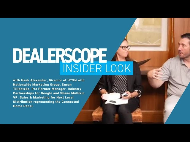 Dealerscope Insider Look: Connected Home