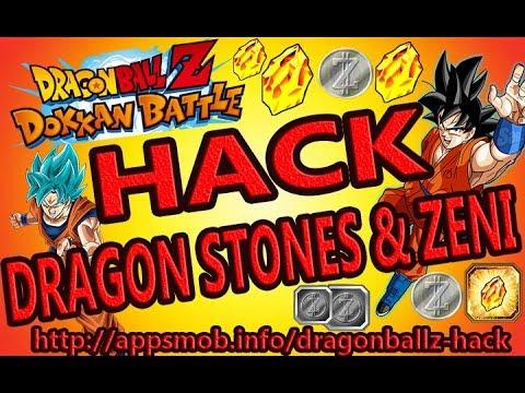 dokkan battle unlimited dragon stones hack
