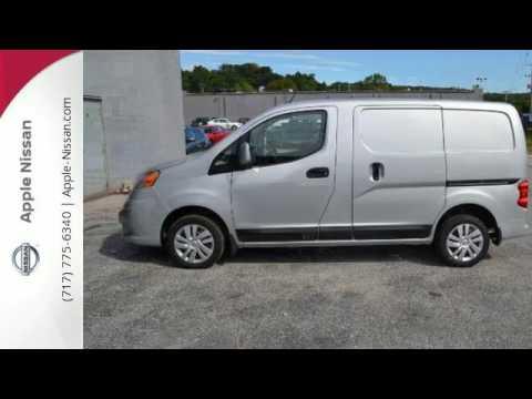 New 2016 Nissan NV200 York PA Lancaster-Hanover, PA #25444
