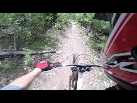 Downhill Brian Head Utah