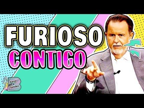 Raúl de Molina furioso arremete contra el publico que critica a su hija Mia