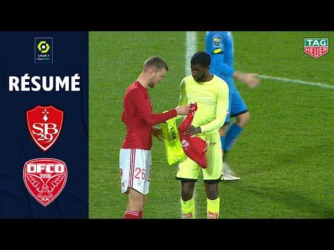 Brest Dijon Goals And Highlights