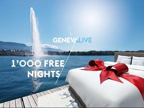 1000 Free Nights in Geneva