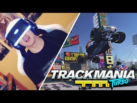 """INTERNATIONAL STADIUM EN TRACKMANIA TURBO VR"" | PlayStation VR | Realidad Virtual"