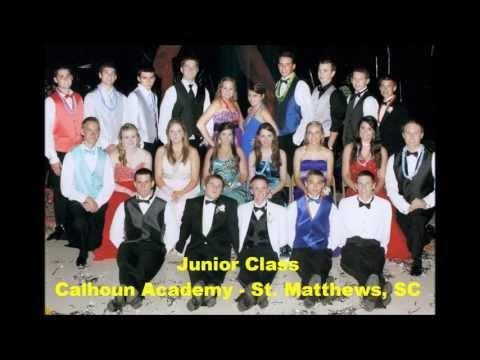 Calhoun Academy Prom 2013