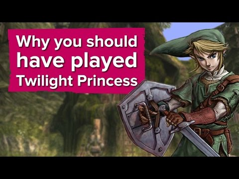 Why you should have played Twilight Princess