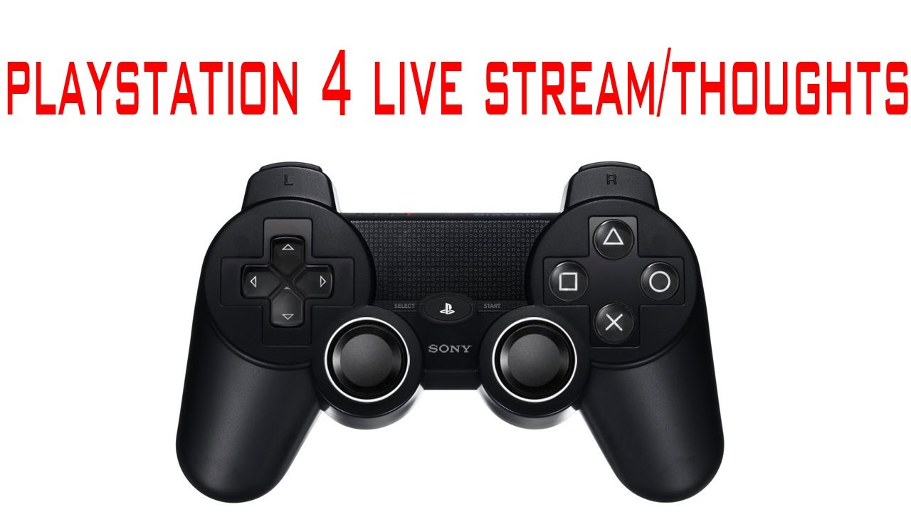 Playstation 4 Thoughts Live Stream Y Reloaded Youtube