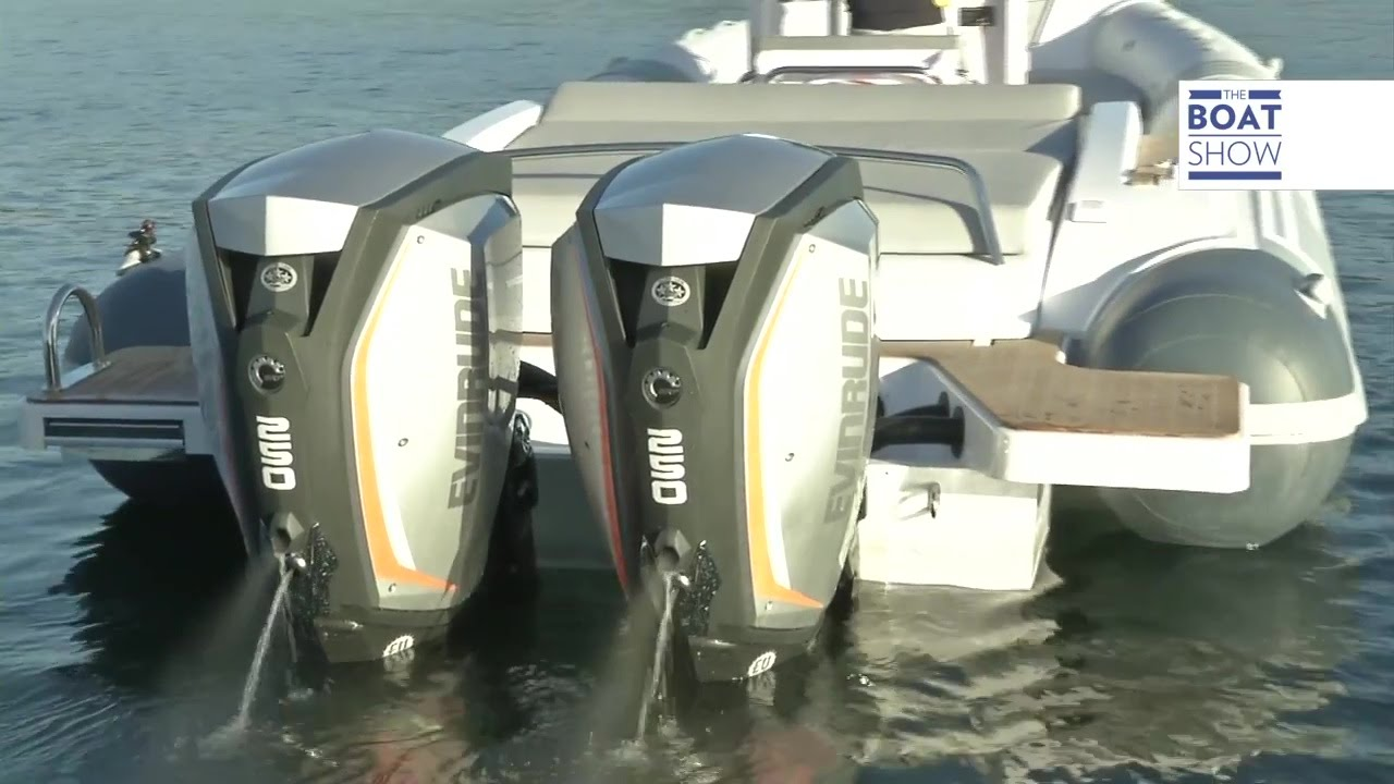 [ENG] EVINRUDE E-TEC G2 - Review- The Boat Show
