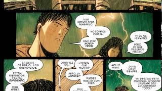 Dark Ark 1 (comic en español)