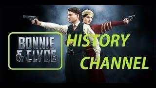 BONNIE Y CLYDE (LATINO) PARTE 1 por History Channel
