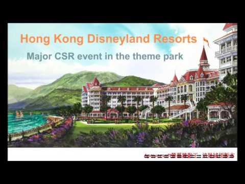 CSR Marketing in Theme Park Industry