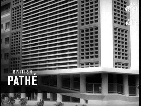 """Venezuela's """"Utopia"""" City (1954)"""