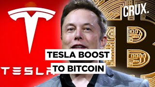 Elon musk's tesla invested an aggregate of $1.50 billion in bitcoin and may acquire hold digital assets from time to or long-term. the company is li...
