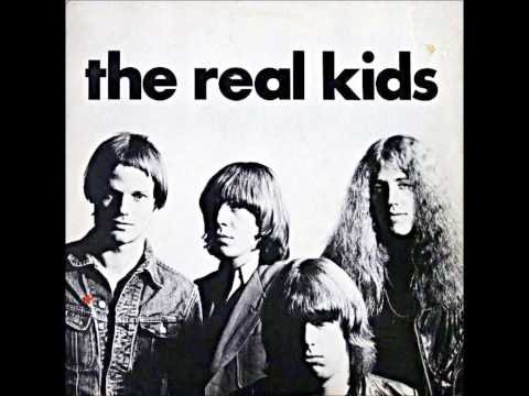 The Real Kids - My Baby's Book - 1977