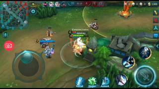 Mobile legends Yun zhao Dragon knight