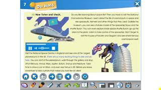 Grade 4 Our World Extra Check