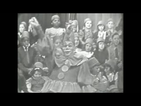 The Magic Clown: Creepy Kids TV  NBC 1952