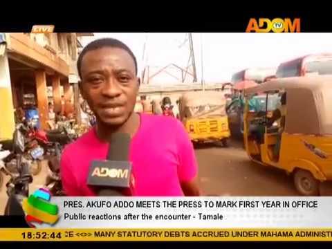 Adom TV News (17-1-18)