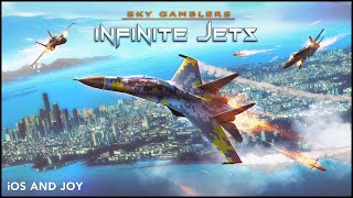 Sky Gamblers: Infinite Jets iOS Gameplay & Review