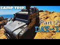 -Day 1- Ocean Camp Trip (Part 2) Traxxas Trx-4