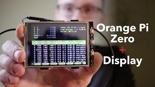 Display for Orange Pi Zero