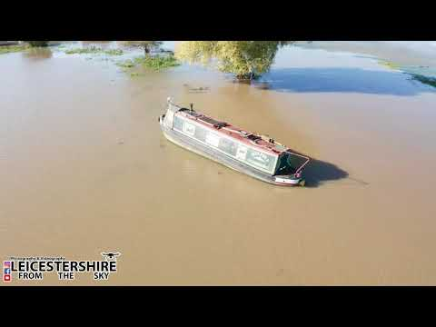 A6 Flooding Leicestershire - October 2019