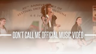 Смотреть клип Senhit - Don'T Call Me
