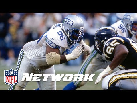 Shaun Alexander on Cortez Kennedy