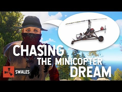 CHASING THE MINICOPTER DREAM - RUST thumbnail