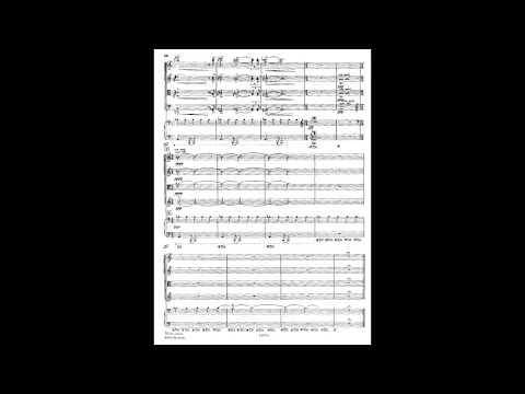 Alfred Schnittke - Piano Quintet (w/ score) (1976)