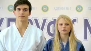 ХГВУФК1 Поздравление с юбилеем НОК Украины