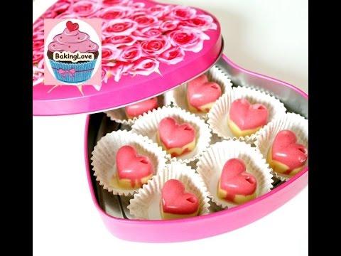 Diy Valentinstag Muttertag Pralinen In Herzform
