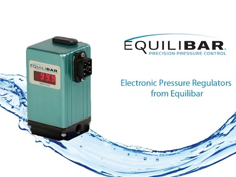 Electronic Pressure Regulators from Equilibar