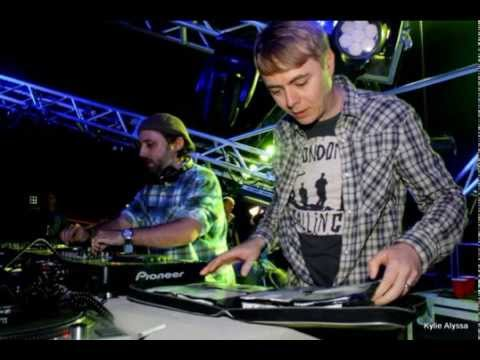 Ed Rush & Optical, MC Armanni Reign - Movement Detroit 2014 - D´n´B set