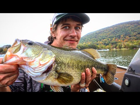 Raystown Ray New PB Largemouth Bass